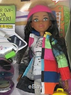 Project Mc2 Bryden Bandweth Doll Panda Speaker 11 African American MGA