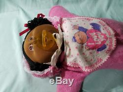 RARE 1984 AFRICAN AMERICAN GIRL CABBAGE PATCH KIDS DOLL, Old Dolls