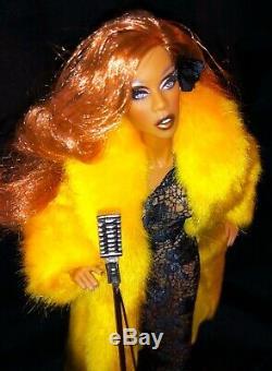 RARE MINT no box RUPAUL FOXY LADY Doll Jason Wu LIMITED EDITION Integrity Toys