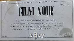 RAR! FILM NOIR PLATINUM BARBIE African American J0979 nur 500 Stueck Bonus NRFB