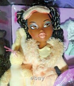 Rare 2002 BRATZ SLUMBER PARTY SASHA TOTY MGA NRFB Fashion Doll AA 1st Edition