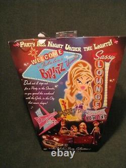 Rare 2003 Bratz Yasmin Welcome To Las Vegas Doll New in Box