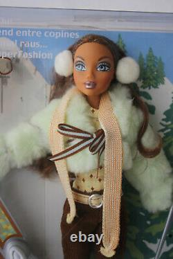 Rare 2003 My Scene Chillin Out Westley Ski Skiing Barbie Mattel New Sealed