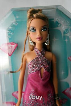Rare 2008 My Scene Hollywood Bling Nia Doll Barbie Mattel New Sealed