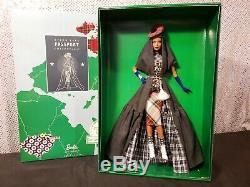 Rare Byron Lars Fenella Layla Barbie Doll 2011 Gold Label Mattel V0455 Nrfb