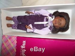 Rare MY TWINN African American Doll in Original Box & Ensemble