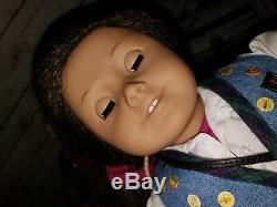 Rare Pleasant Company African American Girl of Today Doll #15 Textured hair