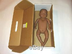 RealCare Reality Works Baby Think it Over G6 Doll African American Male (M61FH)