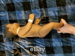 RealityWorks Baby Think it Over RealCare2+(plus) Light African American Male
