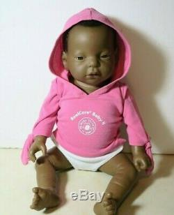 RealityWorks Real Care Baby II 2 Plus African American Female Interactive Doll