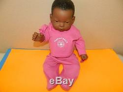 Reality Works Real Care II Plus Baby African American Female Educational Baby