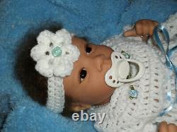 Reborn AA Doll Nailah by J. Pigott, 18.5, 4 Lbs. 1 Oz