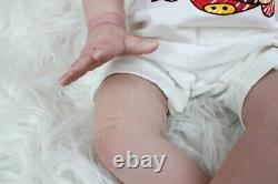 Reborn Baby Boy Toddler Doll Baby Lifelike Realistic Reborn American Baby Dolls