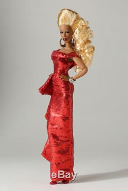 Red Realness RuPaul Doll NRFB Integrity Toys Fashion Royalty LE 750