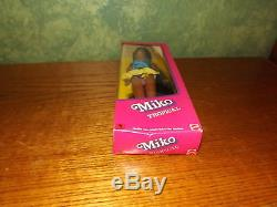 Rotoplast de Venezuela MIKO Tropical, African American- Barbie's Friend-Mattel