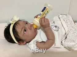 Silicone Baby Rylee by Lorna Sands Miller/ Armatures/ COA