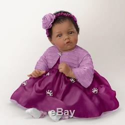 So Truly Real Pretty As A Princess By Elly Knoops African American Baby Doll