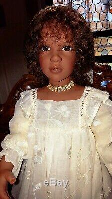 Sofia And Henry Zawieruszynski Rare African-american Beautiful Rose