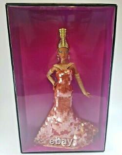 Stephen Burrows Alazne Barbie Doll #X8279 NRFB 2012 Gold Label 6,200 worldwide