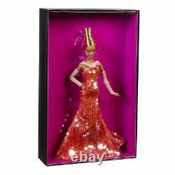 Stephen Burrows Alazne Barbie Doll #X8279 NRFB 2012 Gold Label Limited Edition