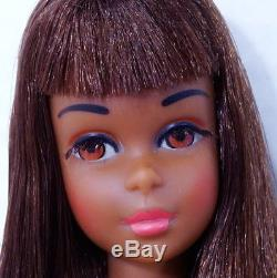Stunning! Vintage 1965 African American Black Francie Doll 1st issue MINT