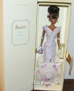 Sunday Best AA Silkstone Barbie Doll #B2520 NRFB 2002 Limited Edition