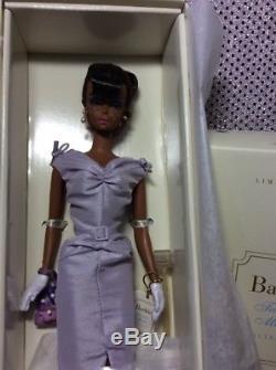 Sunday Best Silkstone Barbie Doll African American Aa 2002 Gold Label B2520 Nrfb