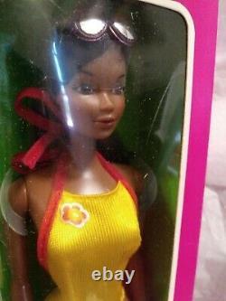 Sunsational Malibu Christie #7745 Steffie Face New Vintage By Mattel Rare Nrfb