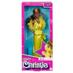 Superstar Christie Barbie Doll 2021 Nw 1977 Reproduction Black Label Presale