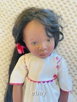 Sylvia Natterer Gotz Doll Joy African American
