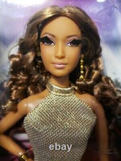 The Barbie Look Red Carpet Aa Gold Model Muse Doll Black Label Mattel Bcp87 Nib