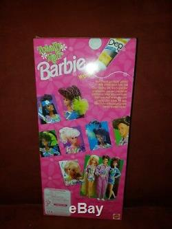Totally Hair Barbie 1991 Original African American RARE NEW