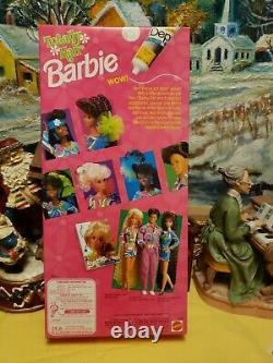 Totally Hair Barbie African American 1991