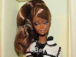 Toujours Couture AA Silkstone Barbie Fashion Model NRFB 2007 Gold Label #M3275
