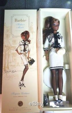 Toujours Couture Barbie Silkstone NRFB 2005 Gold Label African American