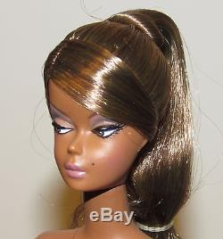 Toujours Couture Nude Silkstone Fashion Model Barbie Doll African-American (#2)