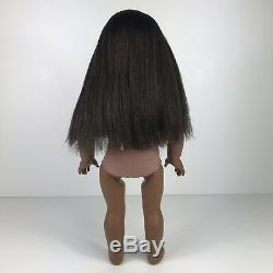 Used 2008 American Girl Truly Me # 31 African American AA Dark Skin Nude As Is