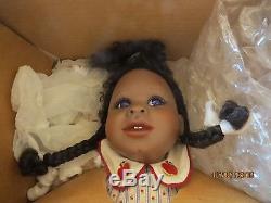 Virginia Turner Doll 22 Sadie Nib African American