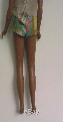 Vintage 1967 1st edition Black Francie doll VERY RARE African American MARKED