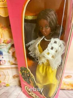 Vintage 1975 Deluxe Quick Curl Cara African American Barbie Doll VHTF NRFB, V