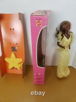 Vintage 1976 Superstar CHRISTIE Barbie African American #9950 WithBox