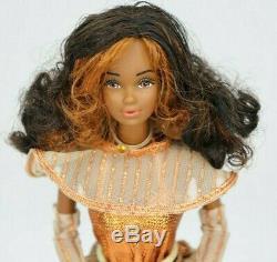 Vintage 1980 Golden Dream Christie AA Barbie Doll Superstar Era VHTF