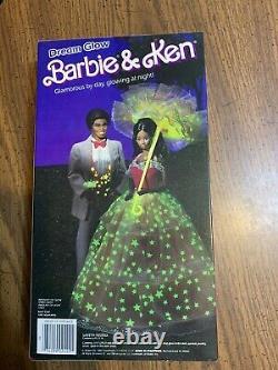 Vintage 1985 Mattel Dream Glow Barbie Doll