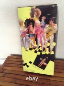 Vintage 1986 Mattel Barbie and The Rockers Dee Dee NRFB