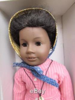 Vintage American Girl ADDY African American Pre-Owned with Accessories