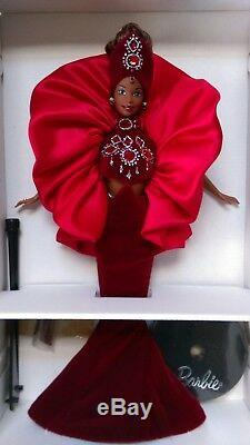 Vintage Barbie 1996 Ruby Radiance Doll Collector Edition Bob Mackie # 15520