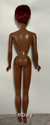 Vintage Barbie Doll Nurse JULIA TNT Red Hair Diahann Carrol Original Outfit