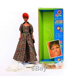 Vintage Barbie No. 1127 Julia Diahann Carroll Nurse with Original Box & CMO Outfit