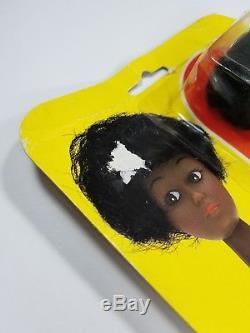 Vintage Donna Fashion Doll Barbie Clone African American NIB side look RARE