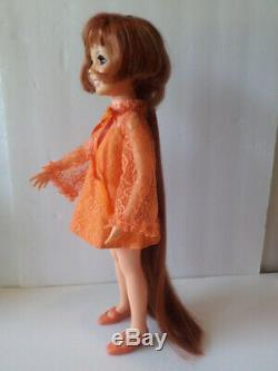 Vintage Ideal Hair To The Floor Crissy Doll & Box